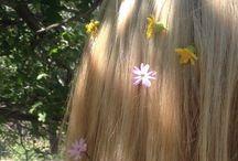 - ̗̀ CH; flower, gleam and glow.  ̖́- / insp for rapunzel of Corona. // Disney's tangled