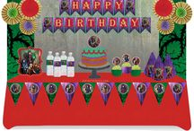 Descendants Disney Birthday Party