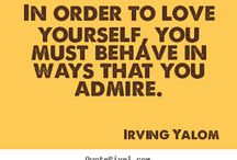 Loving Youself
