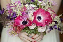 Wedding flowers / by Jessica Charleston