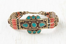 Ethnic Accessories / For more ethnic style and tribal fashion visit: http://www.wandering-threads.com/