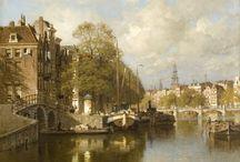 Johannes Christiaan Karel Klinkenberg, Dutch, 1852-1924