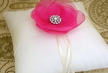 Ring Bearer Pillows / by Wedding Party