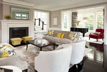 Lounge room / Contemporary