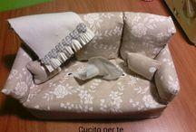 divanetti porta fazzoletti