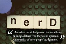 my reality / a board dedicated to my geeky reality... / by Samantha Voss