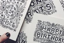 greeting cards design