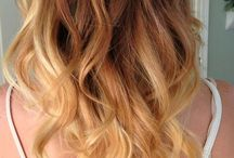 Hairstyles/colors