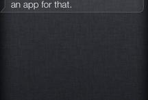 Siri my love... :))