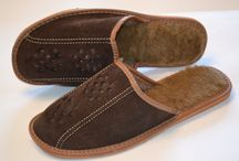 winter collections for him / Handmade shoes slippers for men made specially for winter