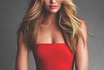 Candice Swanepoel / #model, blonde, #Victoria secret angel, beautiful girl, blue eyes