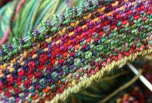 knitting / by mary tilger