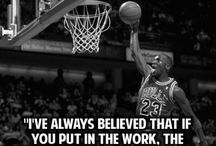 Bball quotes / Team motivation