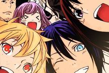 noragami forever♥