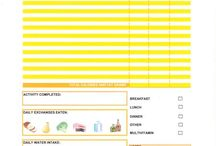 Organizational Printables / by Kristina Reynolds-Haney