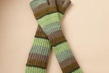 Knitting/Crochet / by Ashley