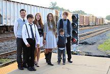 Chino House Family Photos