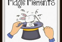 Magic Moments Linky Posts / Magic Moments is a bloggers linky that celebrates all things magic for you!