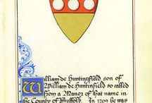coats of arms nobles