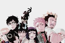 Ao no Exorcist ✳♥✴