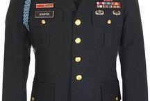 UNIFORMES MILITARES. US ARMY