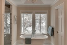 Master Bathroom / by Erin Denny