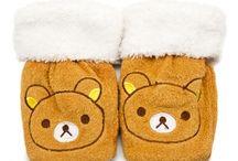 Warm Clothes / Autumn / Winter Accessories