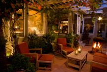 Outdoor spaces / by Angie Albright