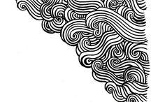 cool illustration & patterns
