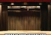 Theater / Fun, theater stuffs.