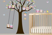 Stickers baby room