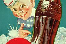 Coca cola / Retro