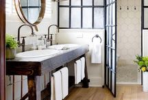 Bathrooms / by Catherine Guy