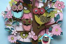 scrapbook ideas and scrapbook stuff / by Nancy Vaille