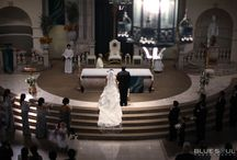 Indoor Wedding Ceremonies / A collection of outdoor wedding ceremony galleries to help engaged couples find the perfect venue and to get inspiration for their big day.