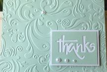 Cards - thank you