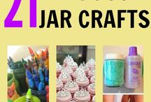 Craft ideas with baby jars / by Carly Bennett