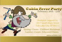 Cabin Fever Party 2016
