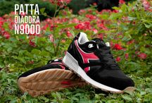 "Patta x Diadora N9000 ""9"" / Patta Amsterdam and ‪#‎Diadora‬ proudly present the second Patta x Diadora N9000 collaboration. The ‪#‎N9000‬ is a model from our 80s archive, worn by track & field athletes and Olympic gold champions. The Patta x Diadora N9000 ""9"" is set to launch exclusively in store at Patta on Saturday June 21, 2014 11:00 and will be offered online shortly after. Available size range UK 6-12."