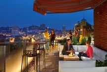 roof top lounges