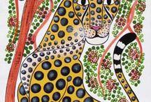 Afrikan art TingaTinga