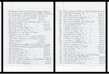 #Resolve2Read2014 #HalfPriceBooks / Here are the 100 books I resolve to read this year! I've added a few backups in case I want to switch books for whatever reason.   To check out HalfPriceBooks Resolve to Read giveaway, go here: http://www.hpb.com/resolve/ Winner gets a $100 gift card for their in-store locations!  http://www.pinterest.com/halfpricebooks/resolve-to-read/