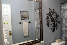Home Decor: Bathroom / by Tiffany Smith