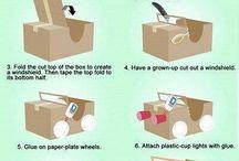 karton doboz újrahasznosítás