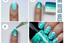 Nails / by Sarah Aguila