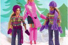 Trendy gear for Barbie