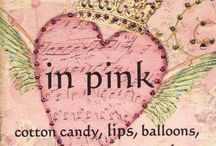 Words of Pink!