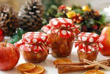 vánoční typy
