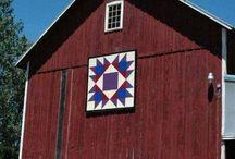barns quilt