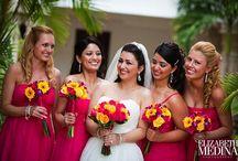 Destination Wedding Bridal Bouquets